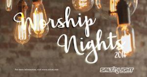 Worship Nights Slider